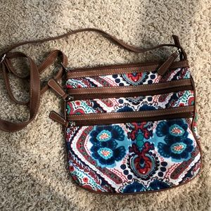 Floral Pocketbook